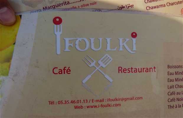 Restaurante Foulki