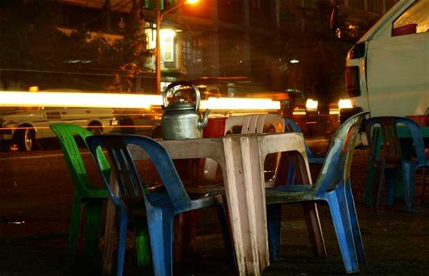Restaurantes en el barrio chino