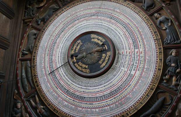 Rostock Astronomical Clock