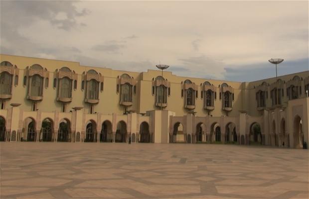 Biblioteca Mezquita Hassan II