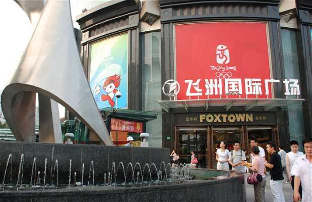 Centro Comercial Fox Town