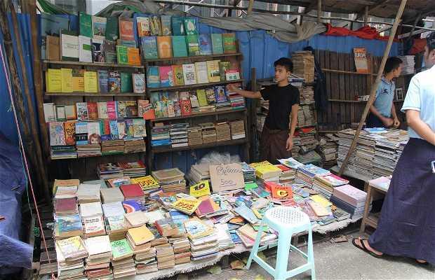 Calle de las librerías