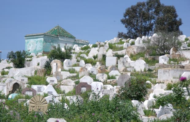 Cimetière Bab Mahrouk