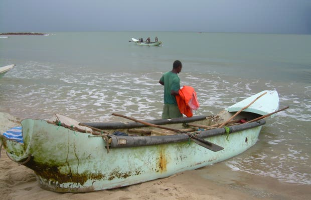 Fishermen of Angola