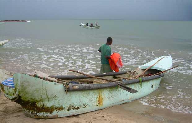 Pêcheurs d'Angola