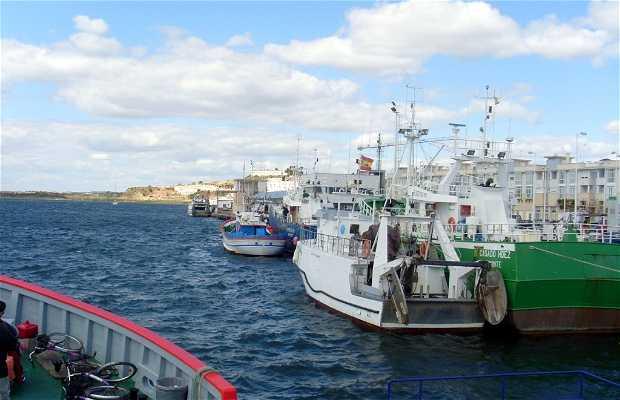 Crucero fluvial Bajo Guadiana