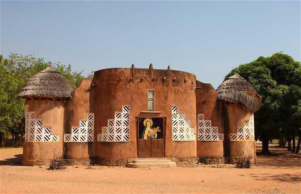 Iglesia de Manta