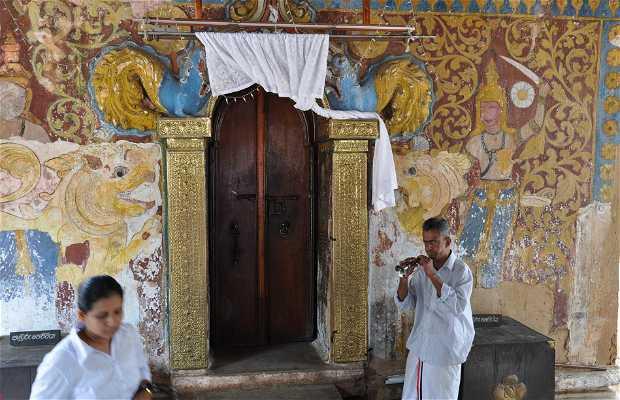Recinto sagrado Sri Dalada Maligawa