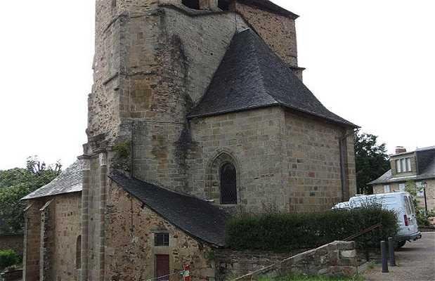 Eglise paroissiale d'Albignac