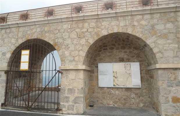 L'histoire du bastion d'Antibes