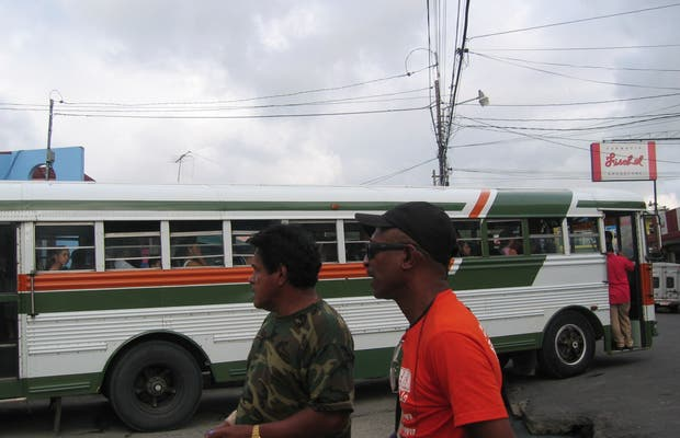 Terminal de bus de Quepo