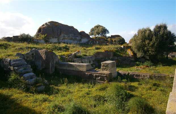 Acropoli e Necropoli, Sant'Antioco