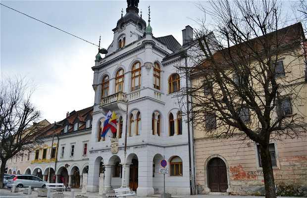Ayuntamiento Novo Mesto