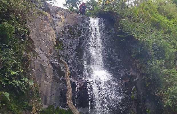 Cascada Dichato