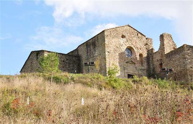 Monasterio de Santa María de Lillet