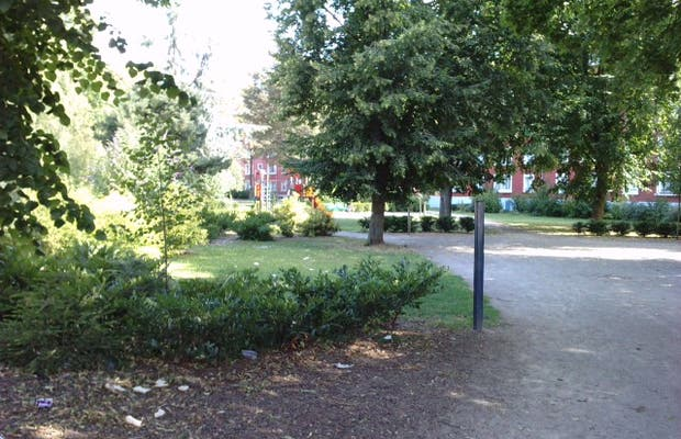 Jardin publico