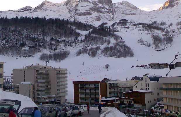 Estação de Esqui de Gourette