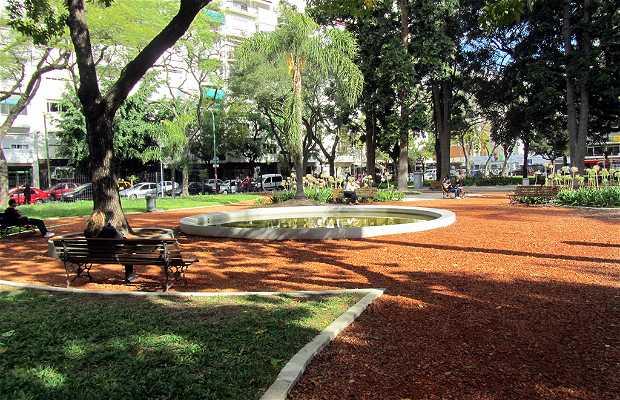 Plaza Intendente Casares