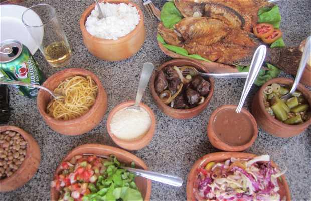 Sabor do Sertão Restaurant