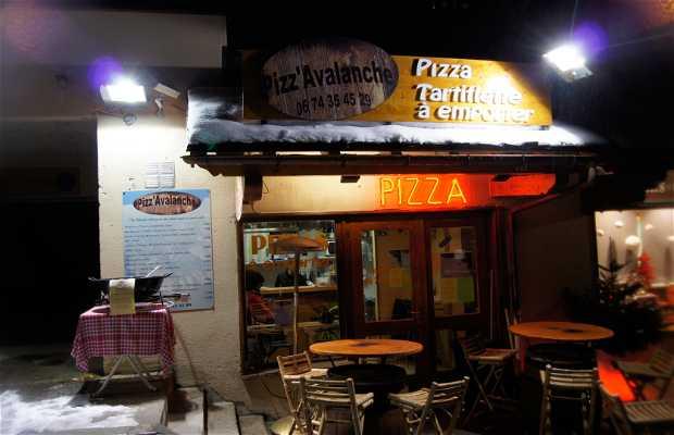 Pizz'avalanche