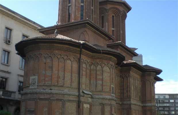 L'église Cretulescu