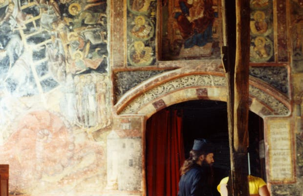 Monastère de Rozhen