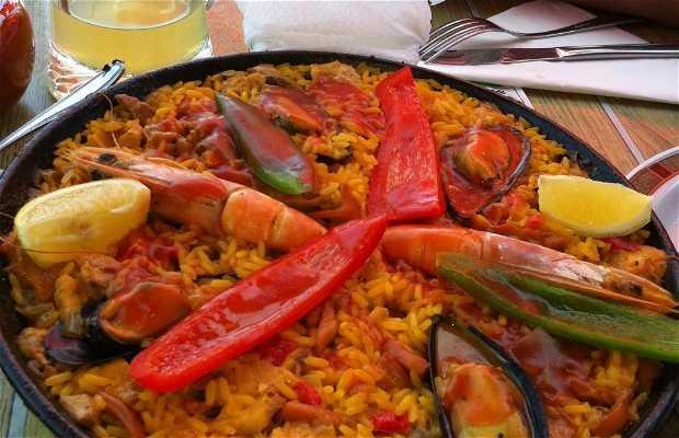 Restaurante Saavedra Clavijo