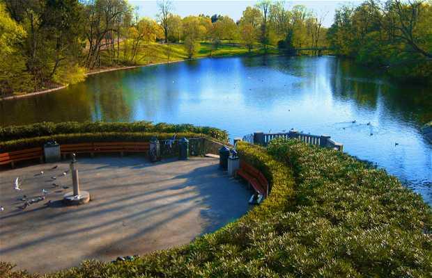 Parc de sculptures d'Oslo ou Parc Vigeland