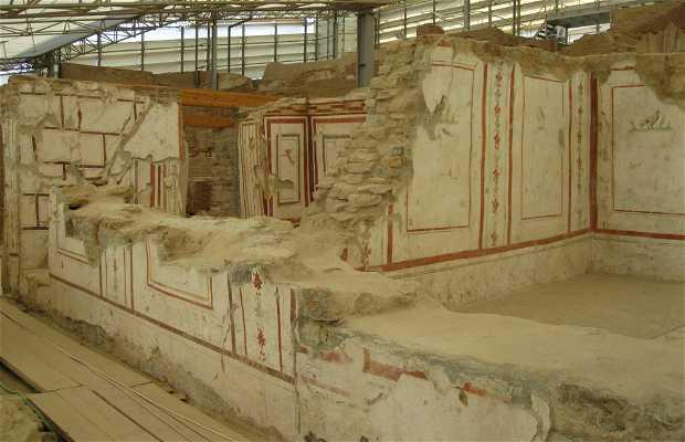 Casas terrazas de Éfeso
