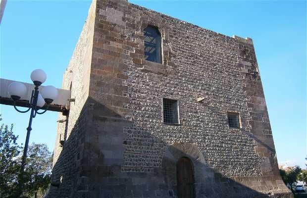 La Torre Aragonese, Ghilarza