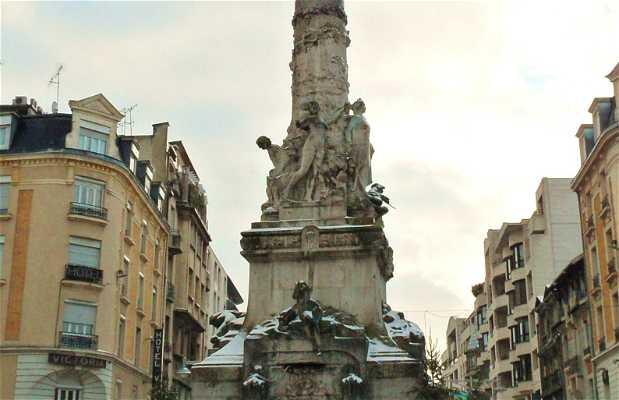 La fontaine Subé