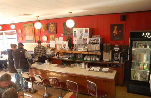 Arbutus Cafe