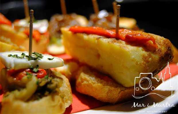 Mar i Murtra Restaurant Bar