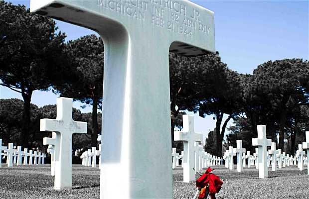Cementerio americano, Roma