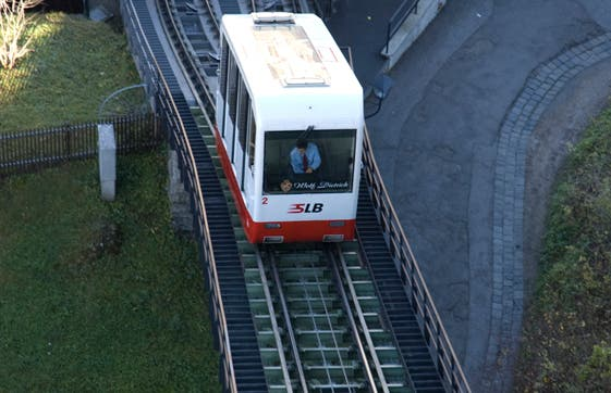 Funicular de Salzburgo