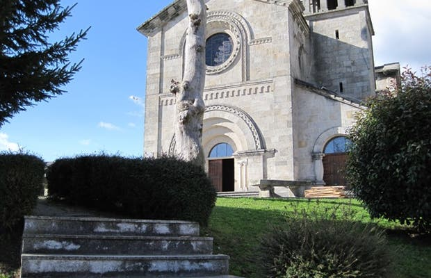 Church of Sta. Maria Lagostelle