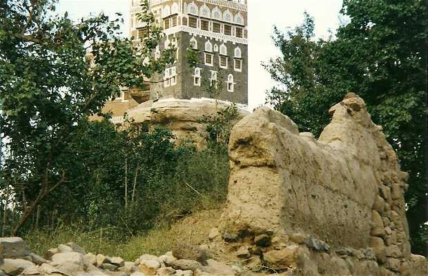 Palacio sobre La Roca