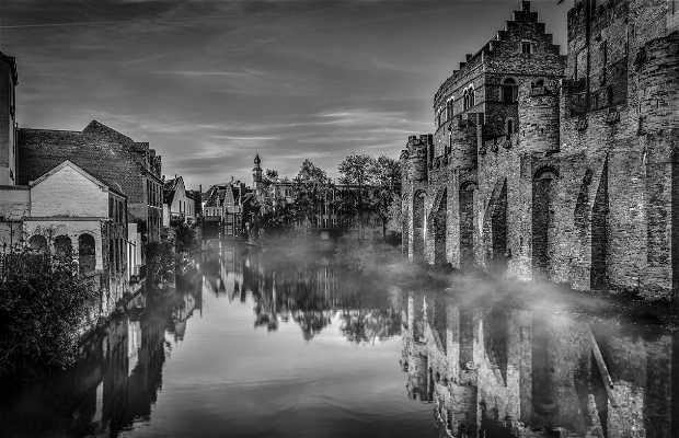 Gravensteen - Castelo dos Condes