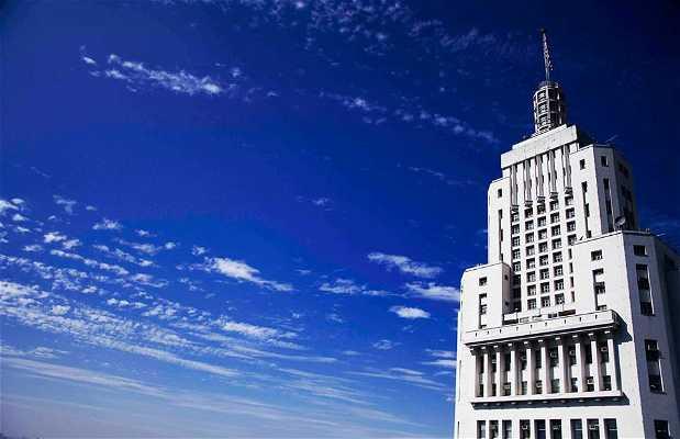 Edifício Altino Arantes - Torre do Banespa