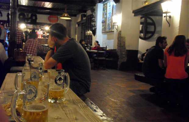 Pub La Oveja Negra a Barcellona