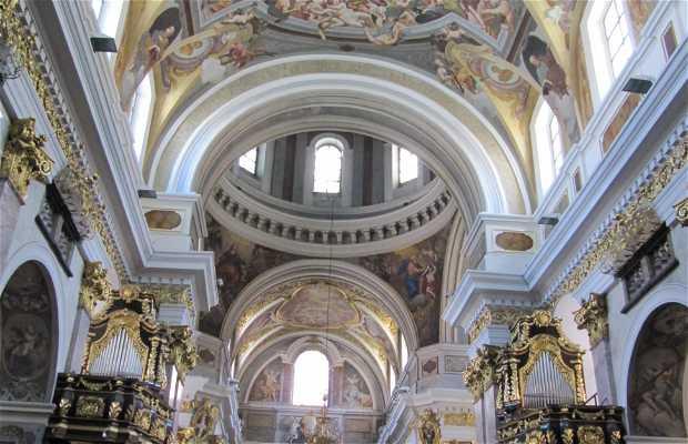 Catedral de Ljubljana - Igreja de São Nicolau