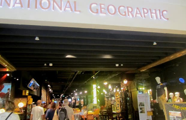 National Geographic, Cingapura