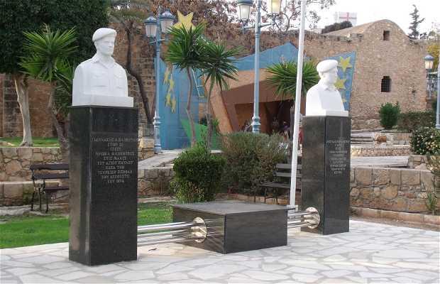 Monumento a los Caídos de Agia Napa