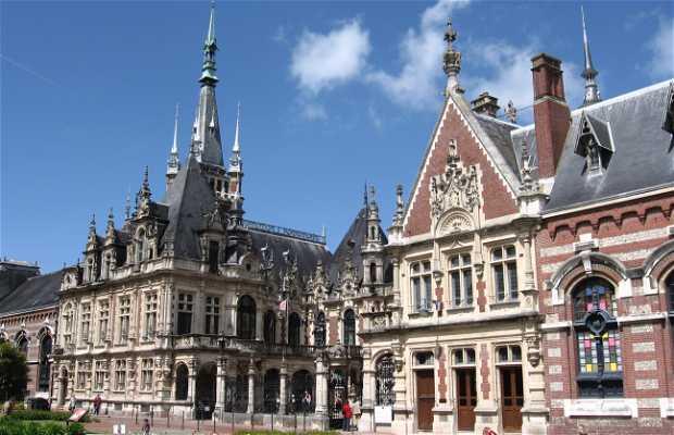 Palais Bénédictine de Fécamp
