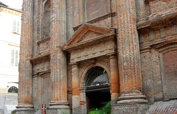 Ex basílica de Santa Croce