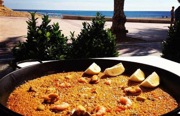 Restaurante La Peña
