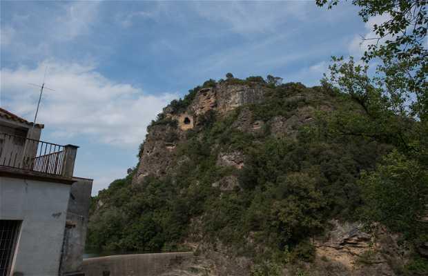 Iglesia de Sant Miquel de la Roca
