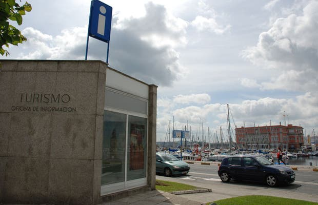 Office de tourisme de la marina