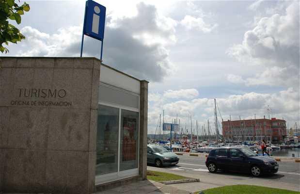 Oficina de informaci n tur stica de la marina en a coru a for Oficina de informacion turistica madrid