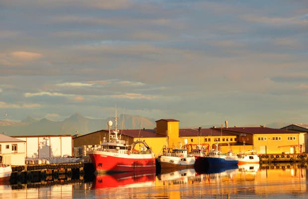 Ferry Gryllefjord - NORUEGA